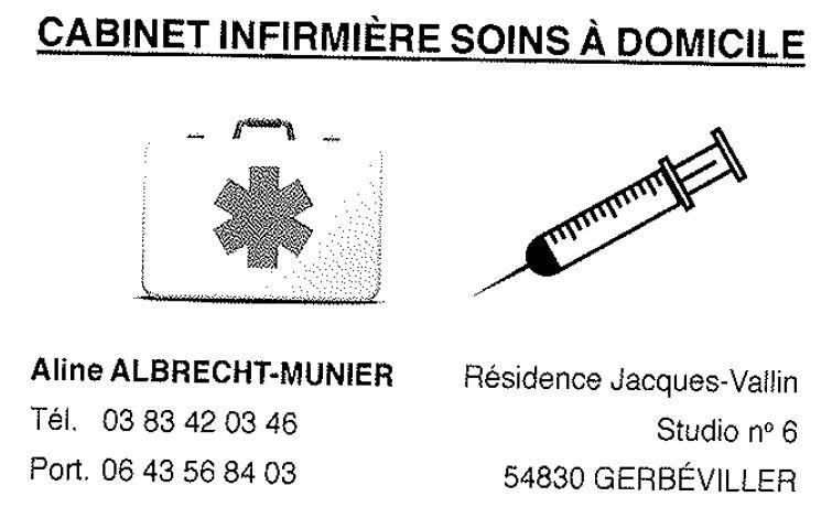 carte infirmiere
